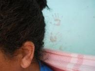 detalhes pelas paredes