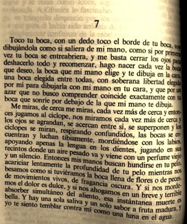 Julio Cortázar, em Rayuela - Capítulo 7